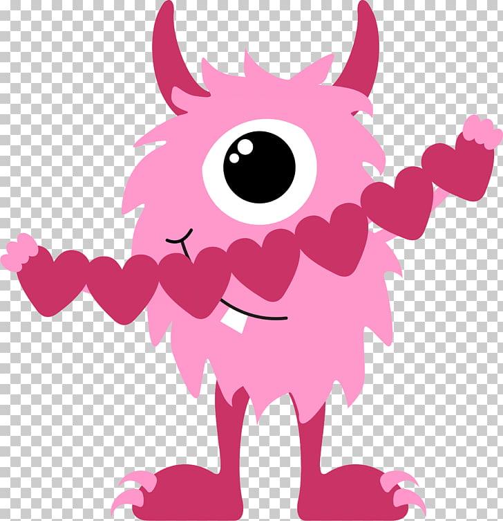 Valentine\'s Day Heart Frankenstein , cute owl PNG clipart.