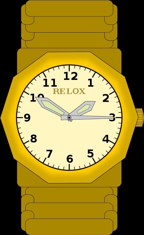 Wrist Watch Clipart#2085088.