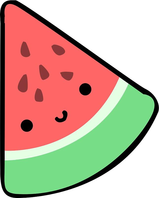 Cute watermelon clipart 2 » Clipart Station.