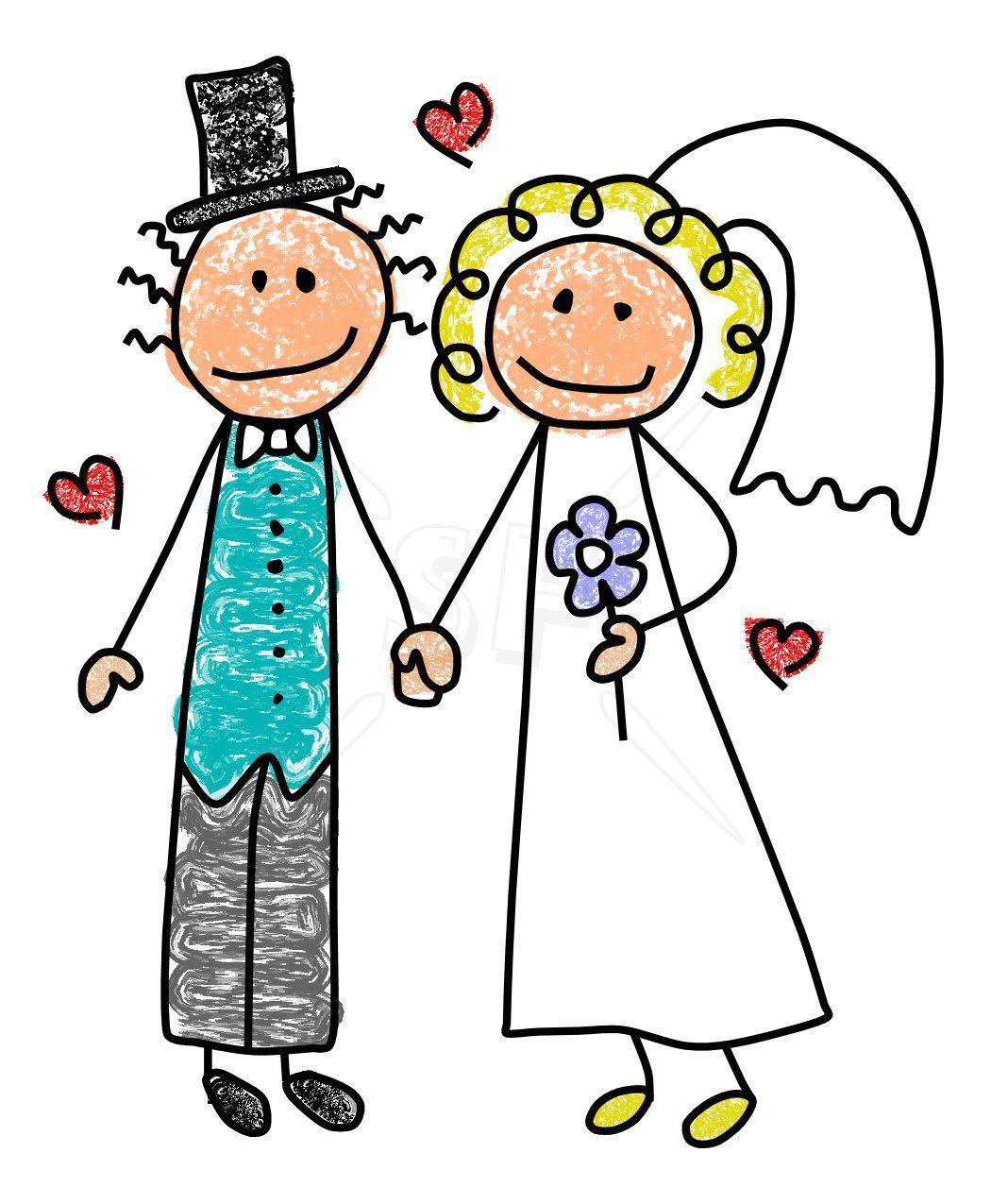Cute wedding clipart free 6 » Clipart Portal.