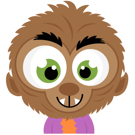 Free Cute Werewolf Cliparts, Download Free Clip Art, Free Clip Art.