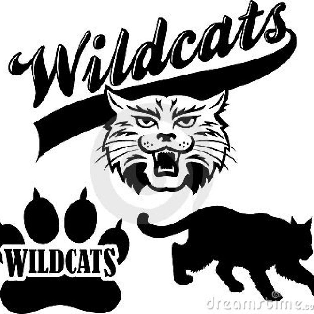 Clipart Wild Cat.