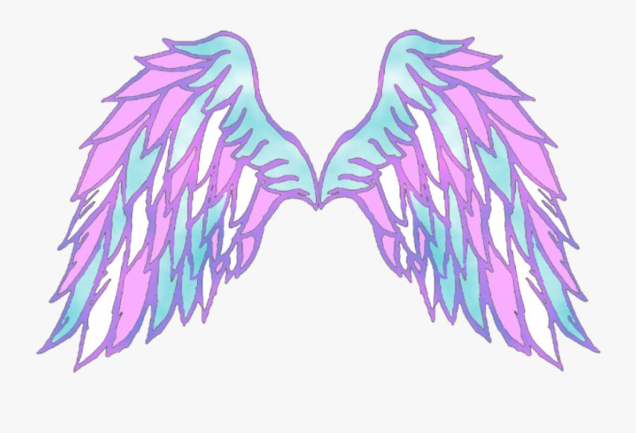 Cute Angel Wings Png.