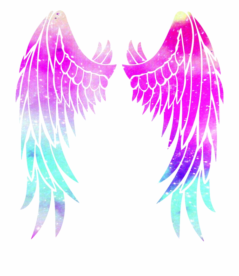 Cute Angel Wings Png Download.