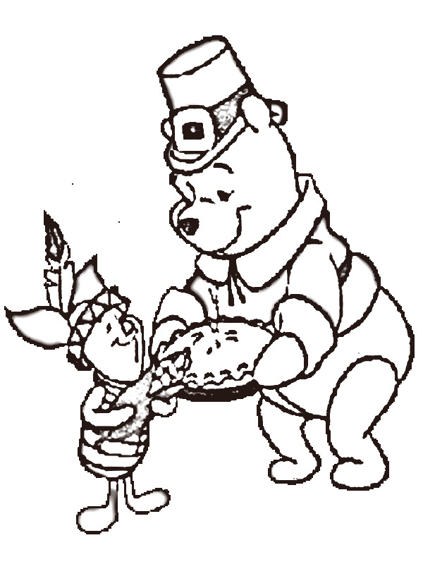 Showing post & media for Cartoons winnie the pooh thanksgiving.
