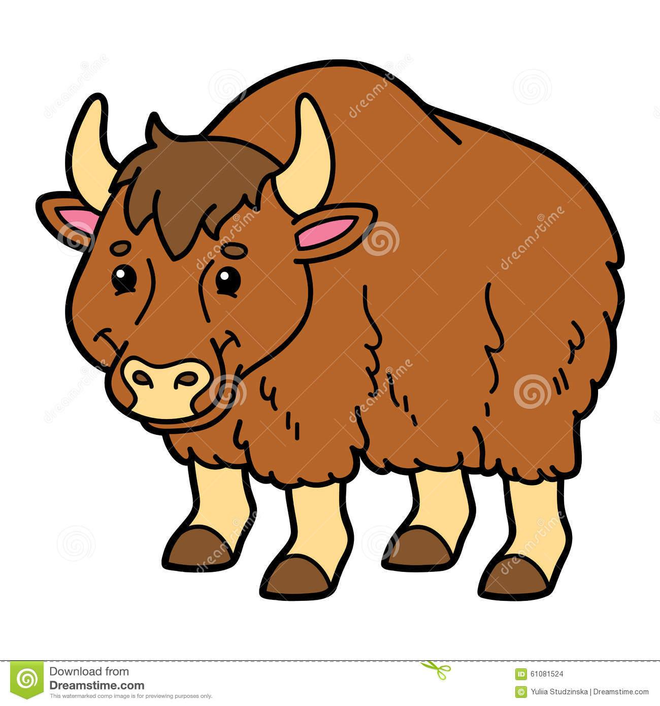Cute yak..