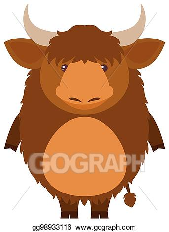 cute yak clipart 20 free Cliparts | Download images on ...
