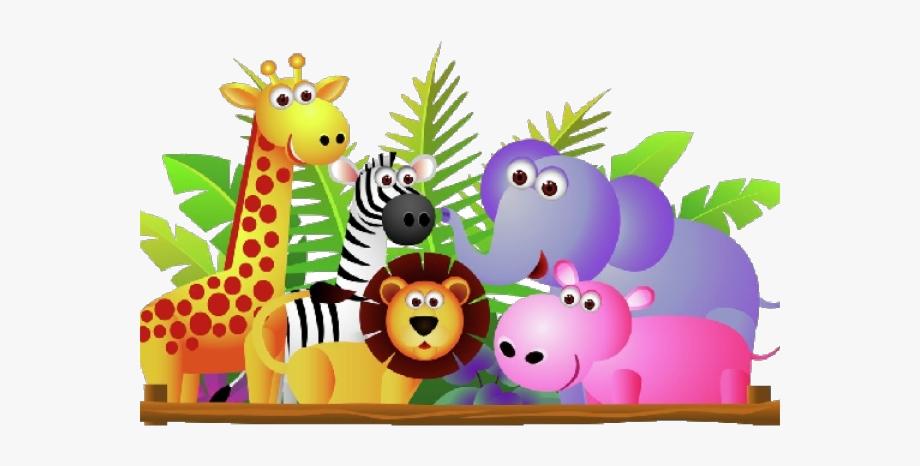 Cute Zoo Animals Clipart, Cliparts & Cartoons.
