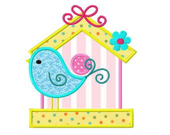 Birdhouse clipart cute, Birdhouse cute Transparent FREE for.