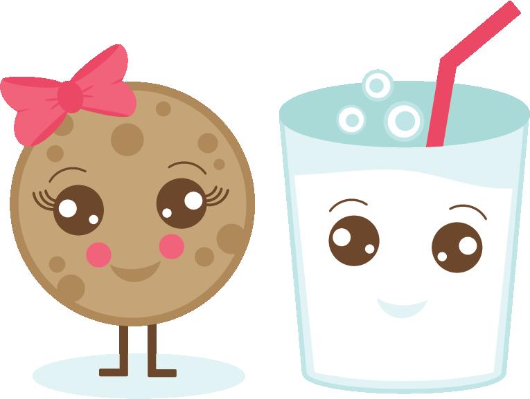 Cute Cookie Clipart.