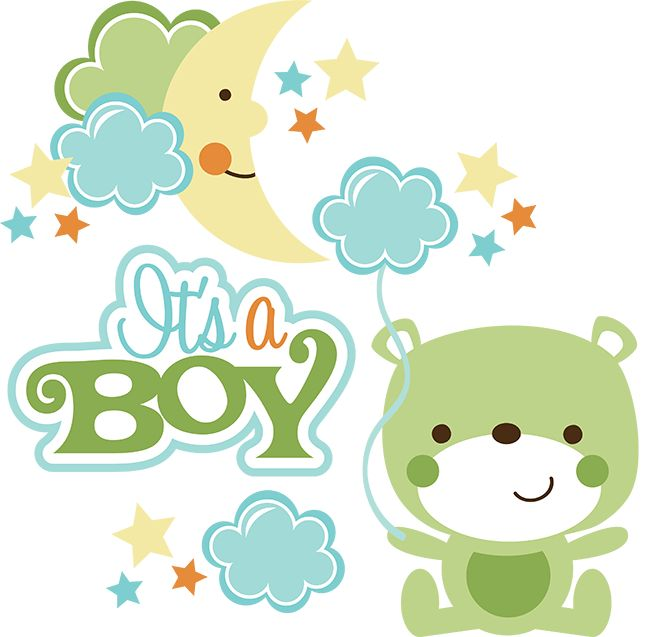 Cute Baby Boy Clipart Download.