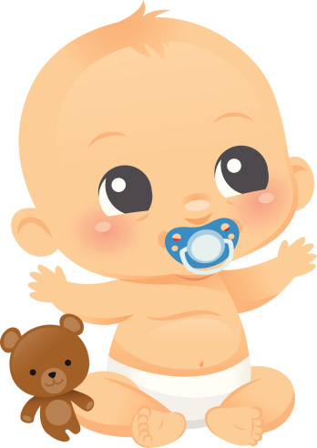 Cutest baby boy clipart clipground - Baby animation wallpaper ...
