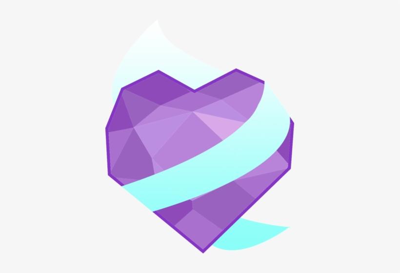 Purple Heart Cutie Mark.