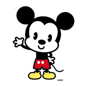 Disney Cuties Clipart.