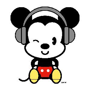 Disney cuties clipart stitch.