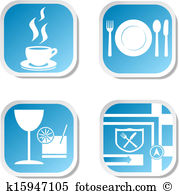 Cutler Clip Art Illustrations. 9 cutler clipart EPS vector.