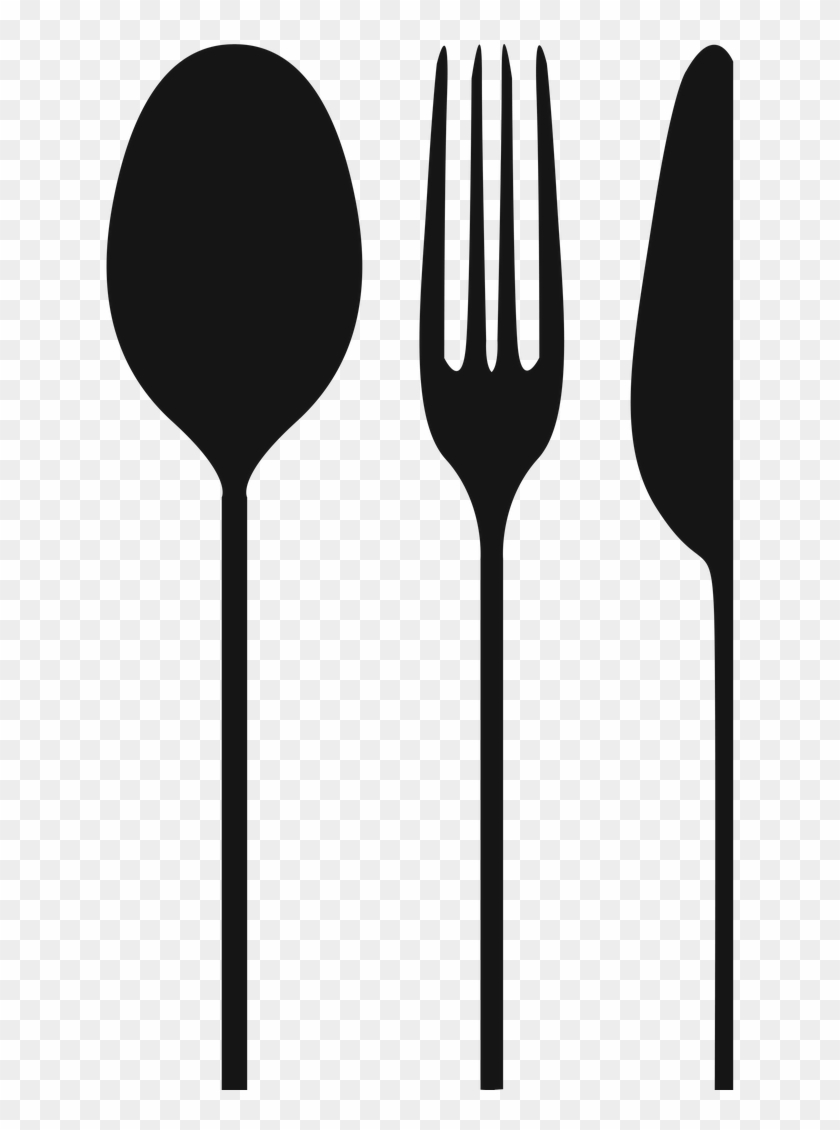 Spoon Fork Knife Cutlery Png Image.