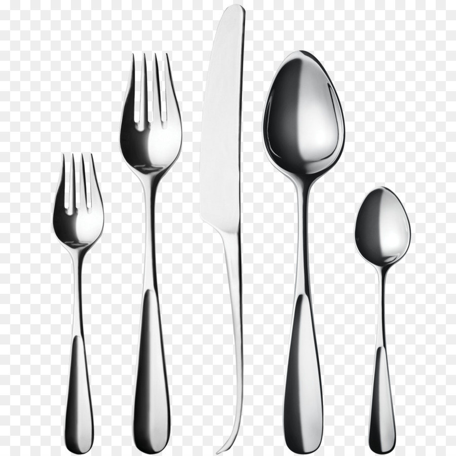 Download Free png Knife Spoon Fork Cutlery Spoon And Fork PNG Pic.