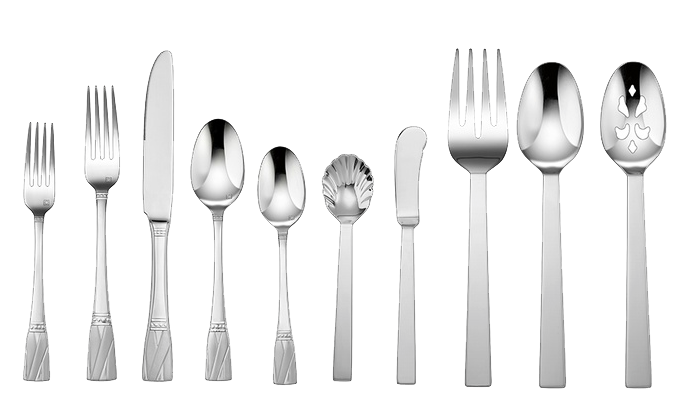 Silverware PNG Transparent Images.