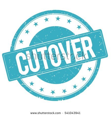 Cutover Stock Images, Royalty.
