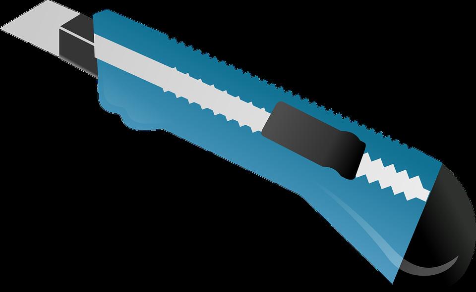 Construction Cutter Knife.
