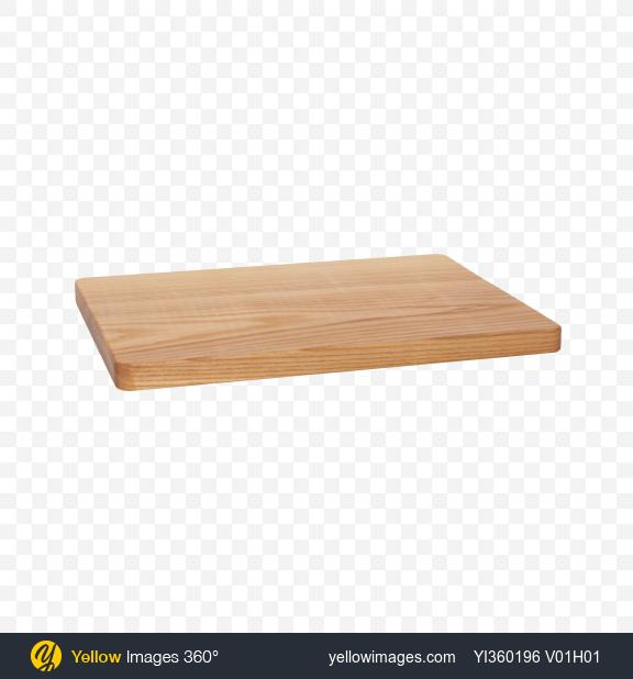Download Chopping Board Transparent PNG on Yellow Images 360°.