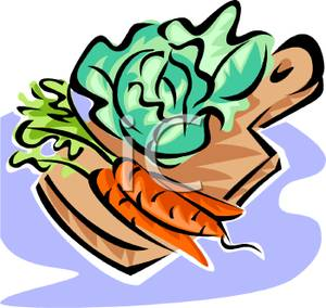 Cutting boards clipart #10