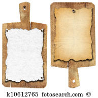Cutting boards clipart #14