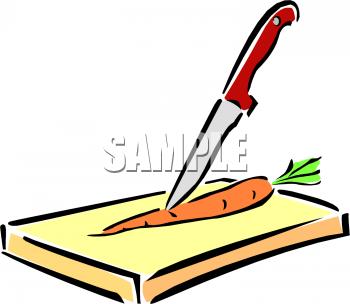 Knife Clipart.