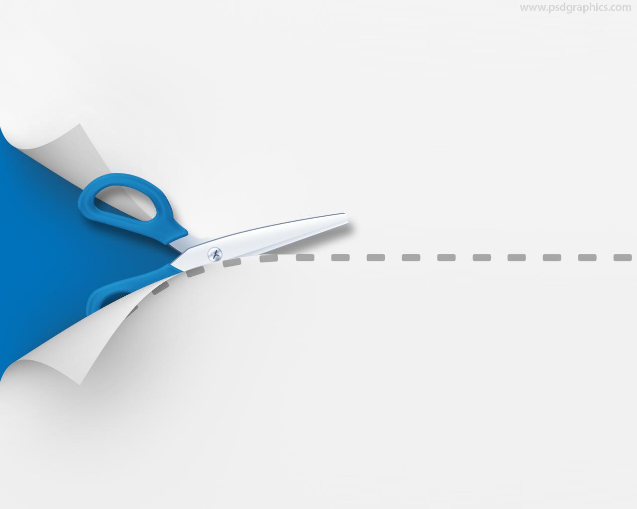 PNG Scissors Cutting Paper Transparent Scissors Cutting Paper.PNG.