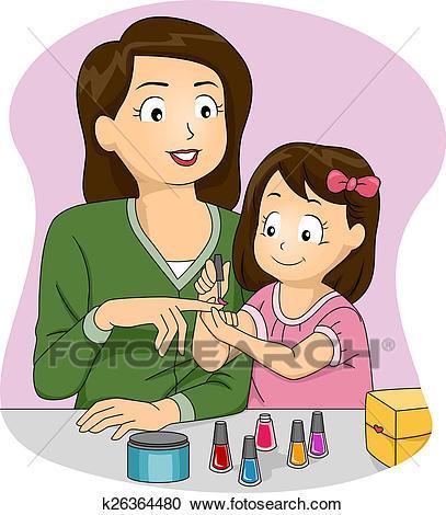 Child cutting nails clipart 4 » Clipart Portal.