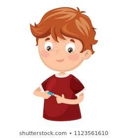 Child cutting nails clipart 9 » Clipart Portal.