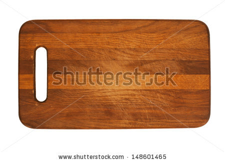 Cutting Board Isolated Stock Photos, Royalty.