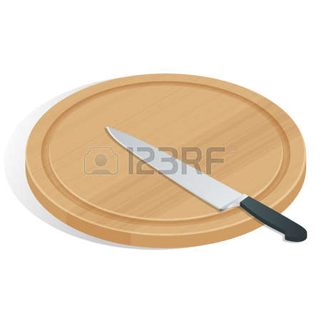 1,959 Knife Cutting Board Cliparts, Stock Vector And Royalty Free.