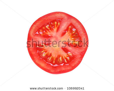 Tomato Slice Stock Photos, Royalty.