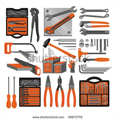 1000+ images about * Tool Silhouettes, Vectors, Clipart, Svg.
