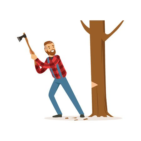 4,211 Tree Cutting Stock Illustrations, Cliparts And Royalty Free.