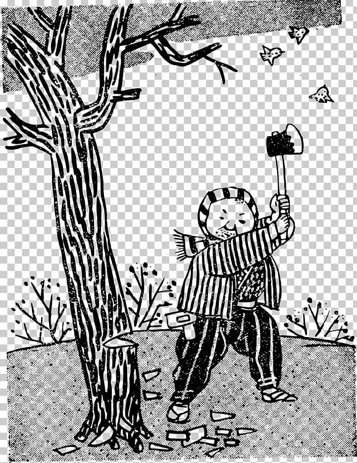 Tree Cutting Lumberjack Arborist PNG, Clipart, Arborist, Area, Art.