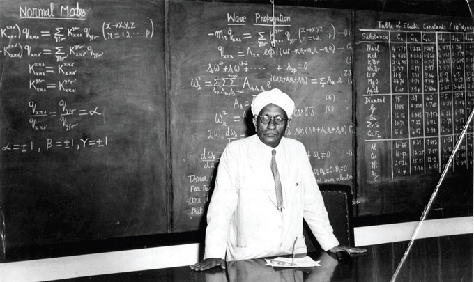 C. V. Raman:The Great Indian physicist..!.