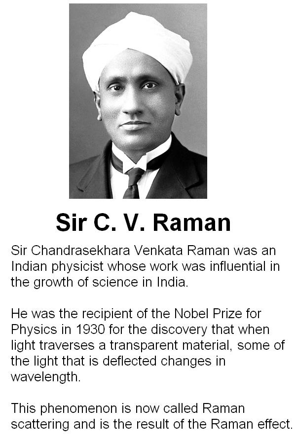 17 Best ideas about C V Raman on Pinterest.