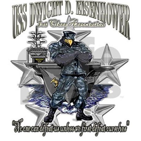 USS Dwight D. Eisenhower (CVN.