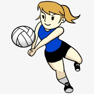 PNG Of Volleyball Cliparts & Cartoons Free Download.