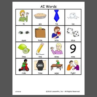 AI Words.