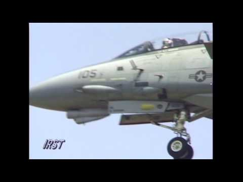 U.S. Navy air wing's move from Atsugi to Iwakuni decided.
