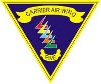Carrier Air Wing Five CVW.