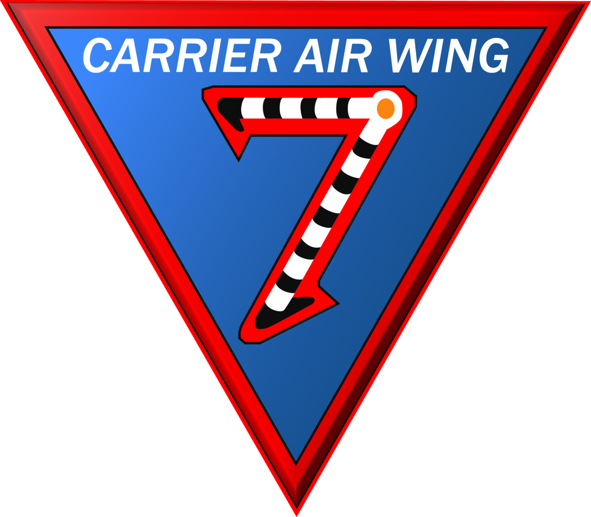 Carrier Air Wing Seven.