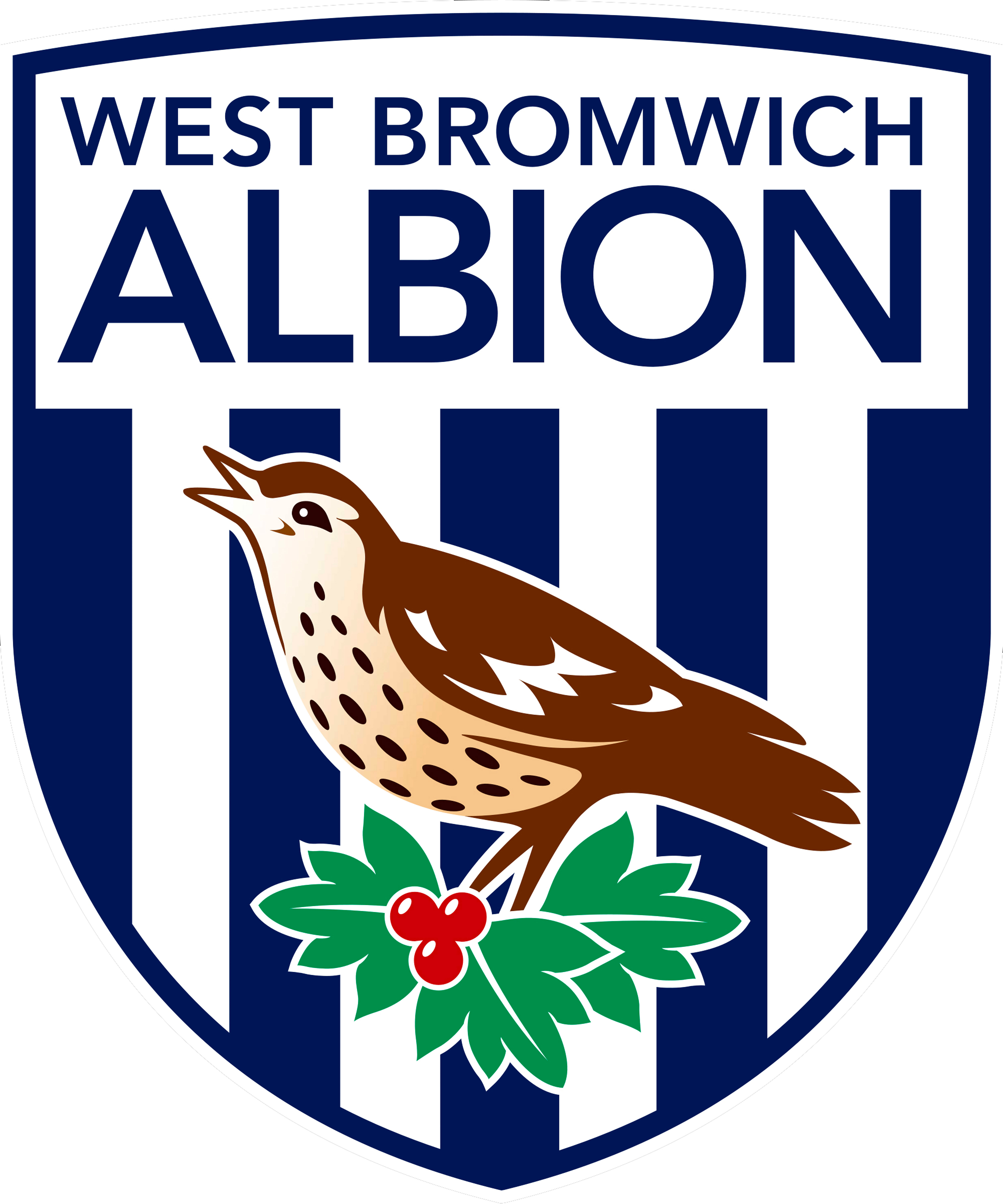 West Brom Logo Cw Pp.