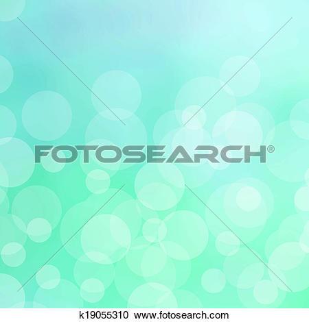 Stock Illustrations of Cyan light texture background k19055310.