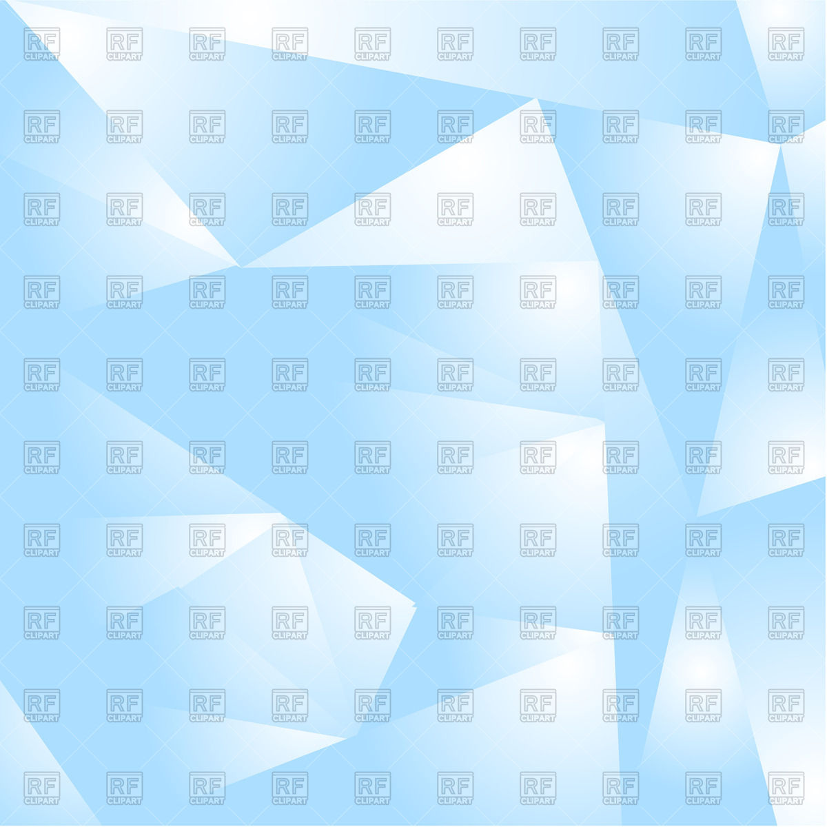 Light blue (cyan) background of triangles Vector Image #53778.