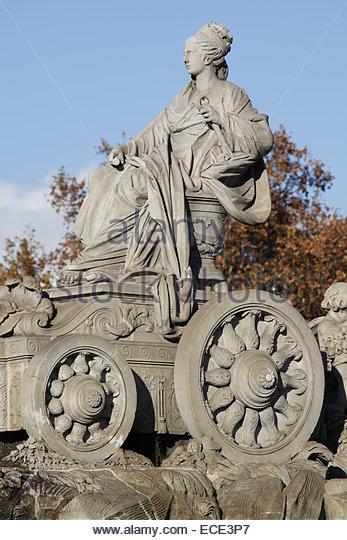 Cybele Greek Goddess Stock Photos & Cybele Greek Goddess Stock.
